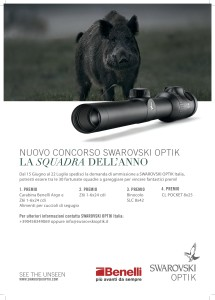 "Swarovski Optik ""La squadra dell'anno"""